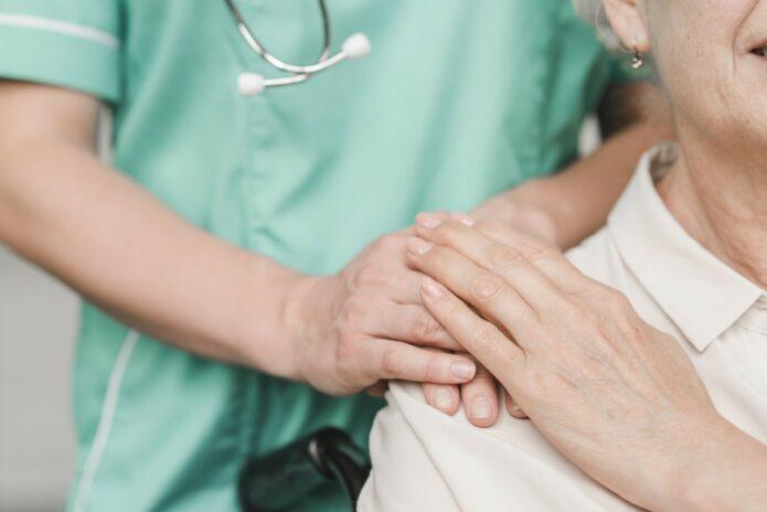 hospice support nurse in Falls Church VA