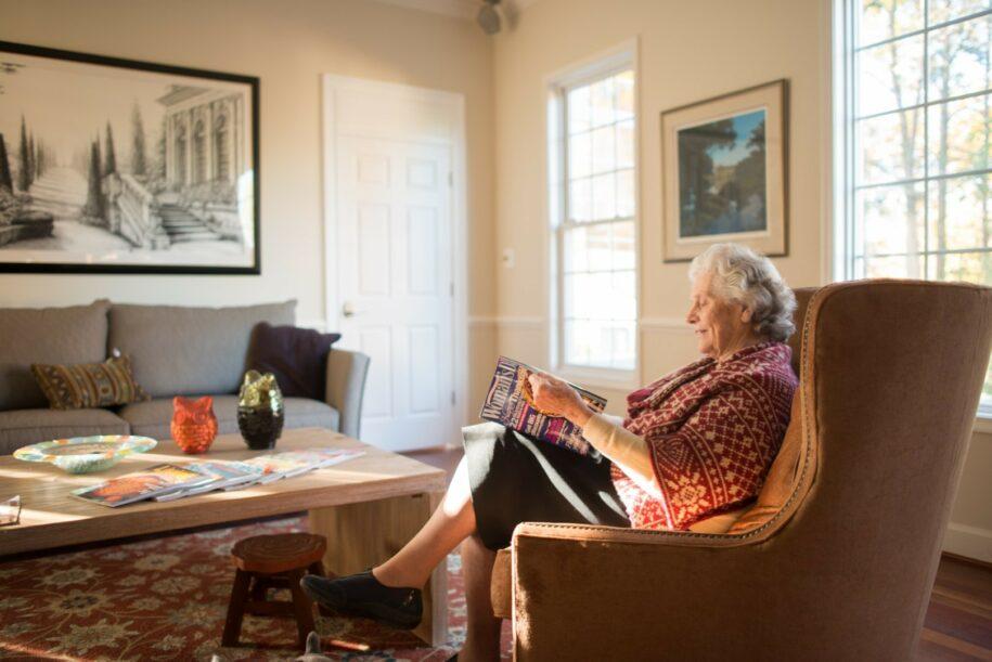 personal senior care support in Falls Church VA